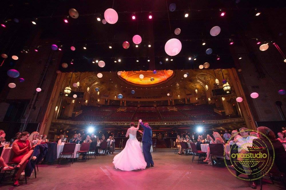 Rental Sheas Performing Arts Center